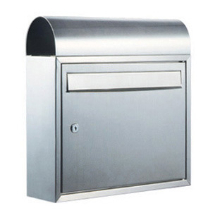 Outdoor Stainless Steel Mailbox