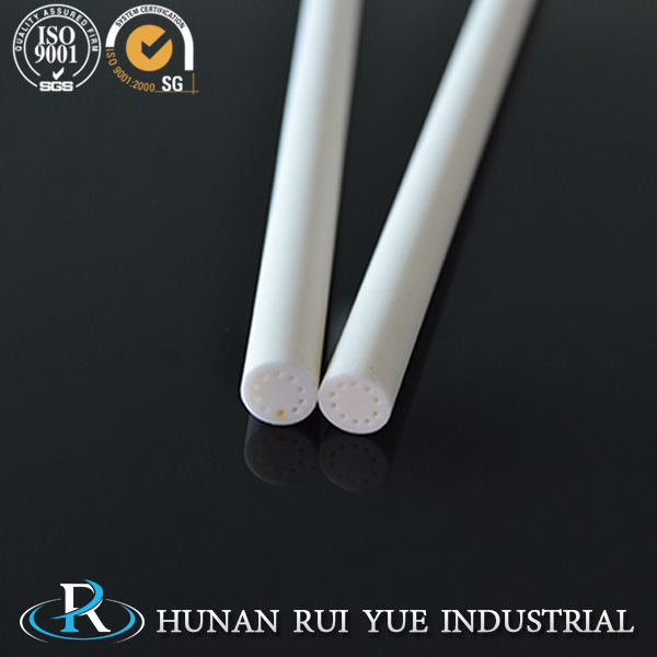 High Temperature of 99 Alumina Ceramic Insulator Rod