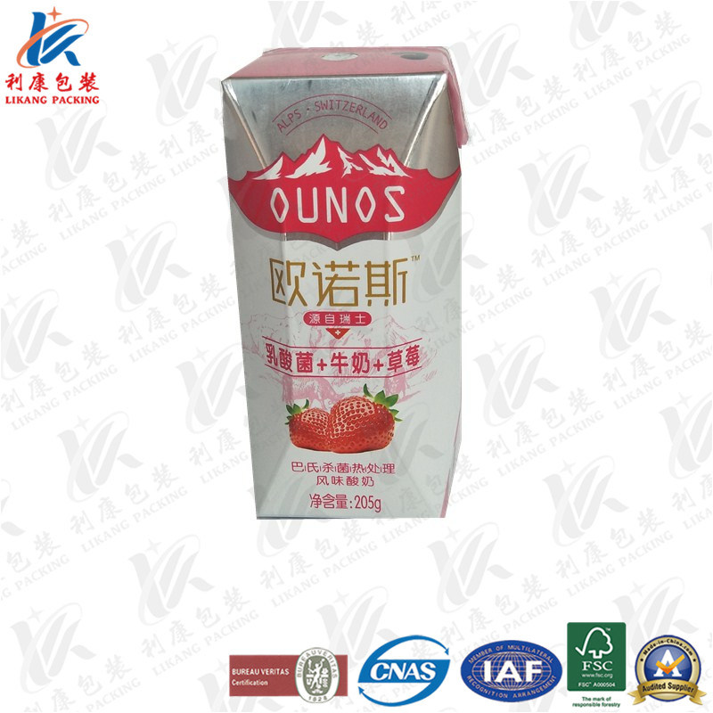 200ml Prisma Packaging for Milk