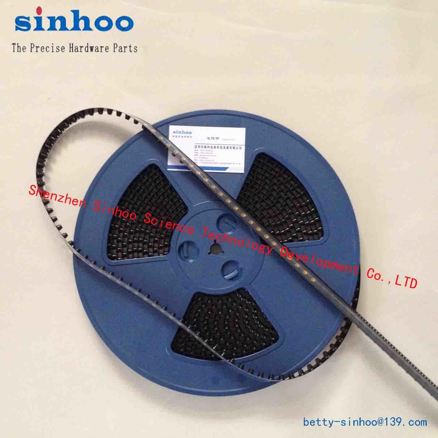 Smtso-M2-6.6et, SMD Nut, Weld Nut, Reelfast/Surface Mount Fasteners/SMT Standoff/SMT Nut, Steel Reel