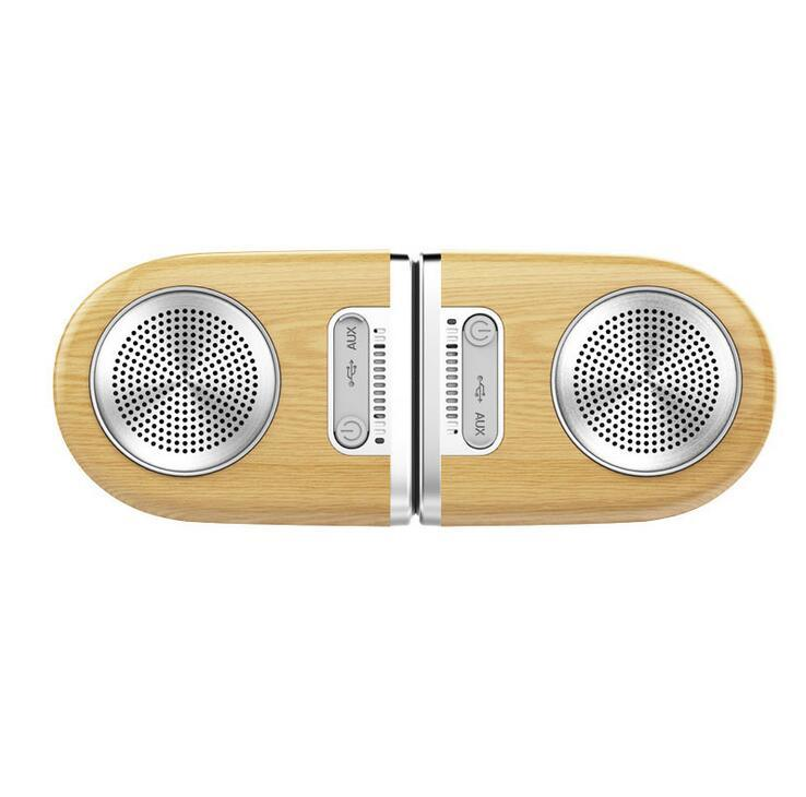 Magnetic Mini Wireless Bluetooth Speakers Waterproof for Phone and Computer