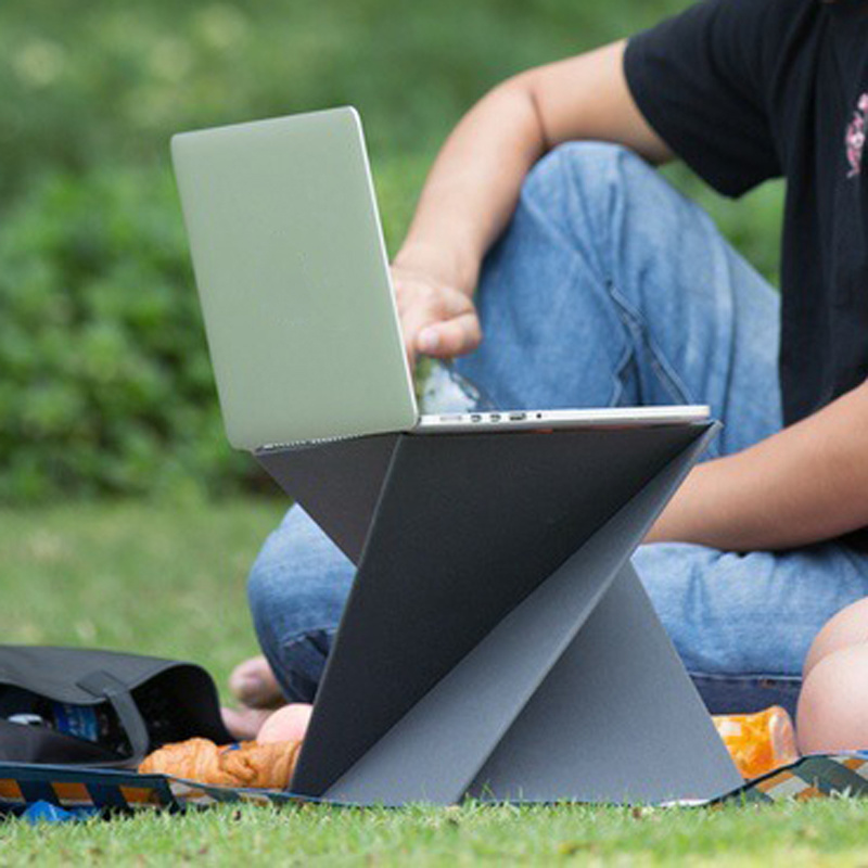 M-Sized Ergonomic Portable Adjustable Laptop Standing Desk