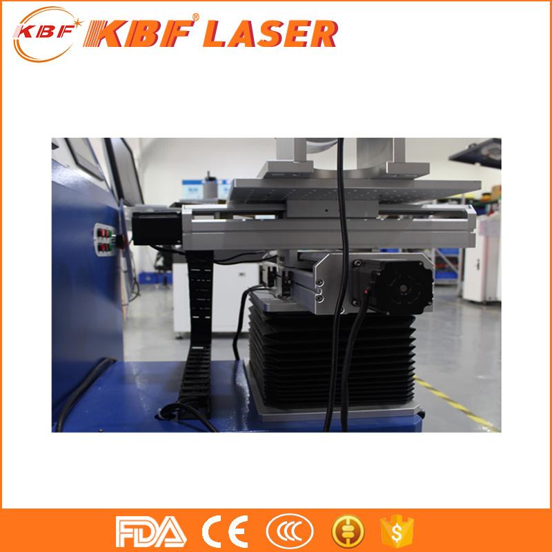 200W Three Axis Automatic YAG Spot Precise CNC Laser Welding Machine