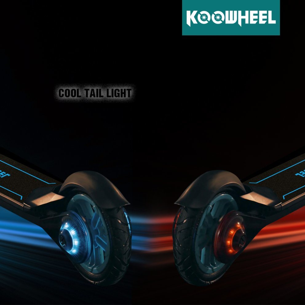 2017 New Release Koowheel Smart Two Wheels Self-Balancing Electric Scooter
