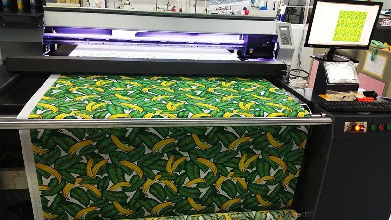 Fd1688 Direct Printing Belt Printer for Clothing Fabrics