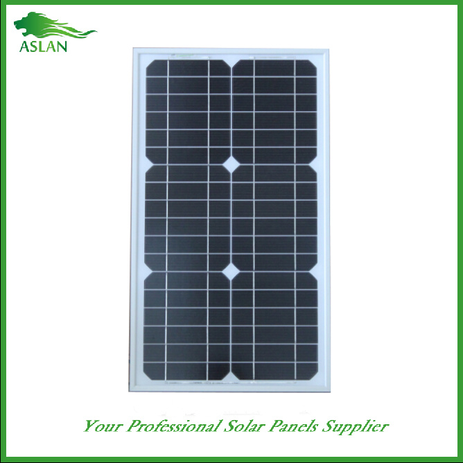 30W Mono Solar Panel Manufacturer From Ningbo