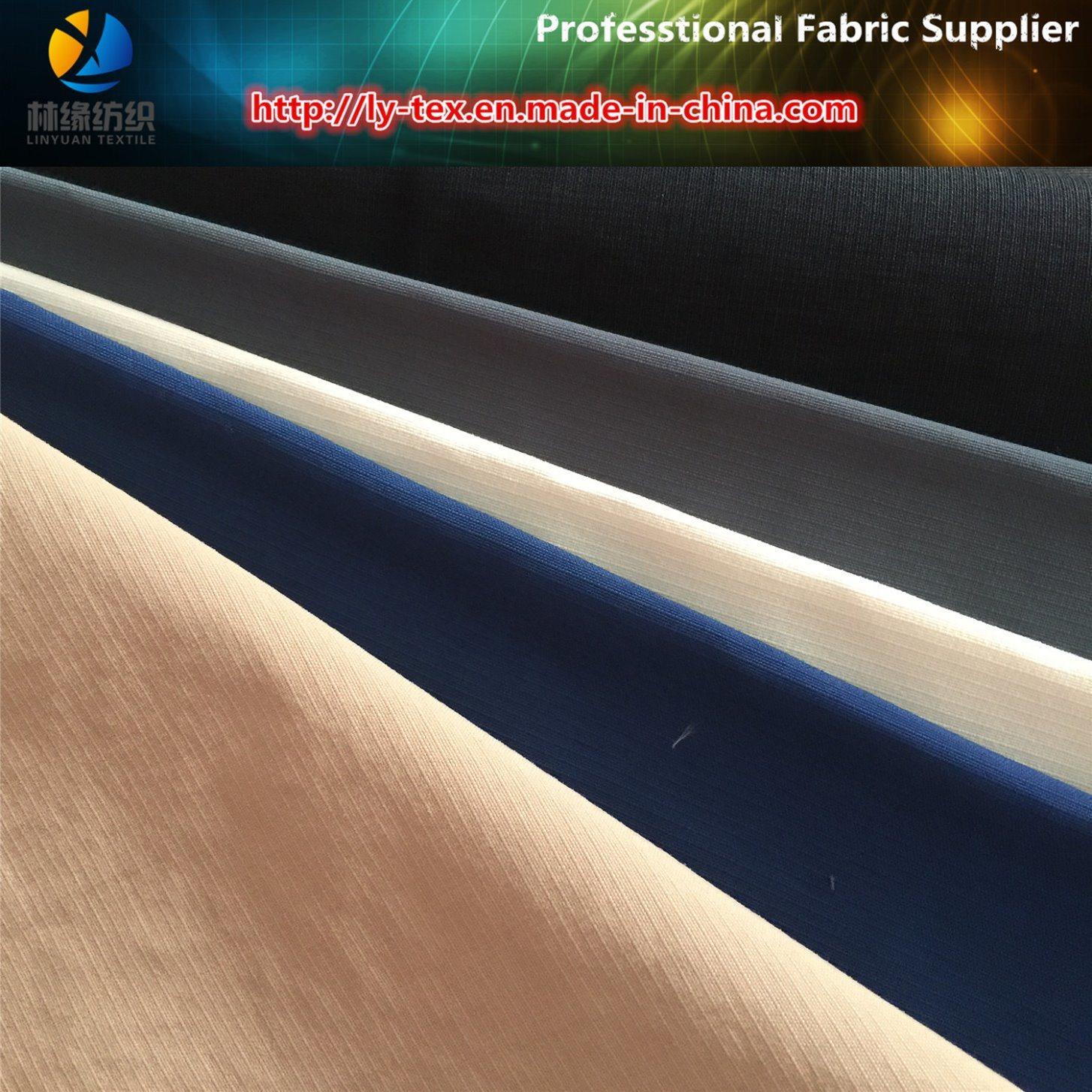 Teflon Nylon Taslon Check Fabric for Garment, Nylon Fabric (LY-R0109)