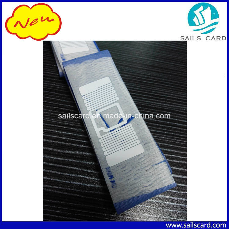 UHF RFID Garments Tag with Free Sample