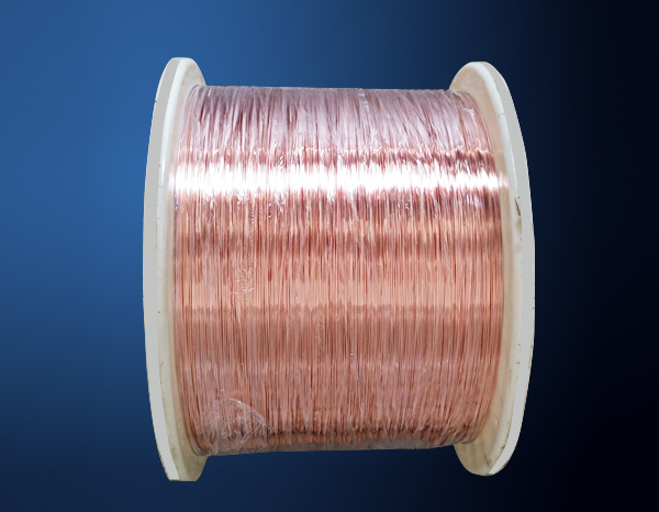 Hard-Drawn Copper-Clad Steel Wire for Coaxial Cable