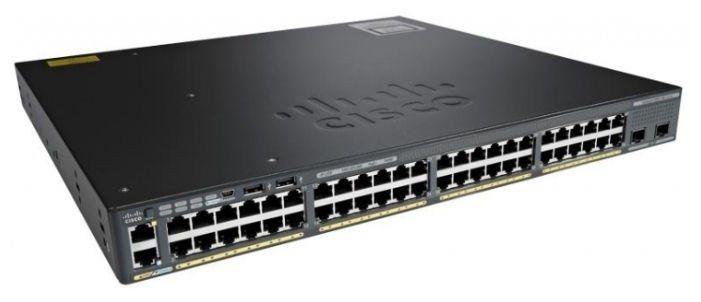 New Cisco 48 Ports Poe Gigabit Network Switch (WS-C2960XR-48LPD-I)