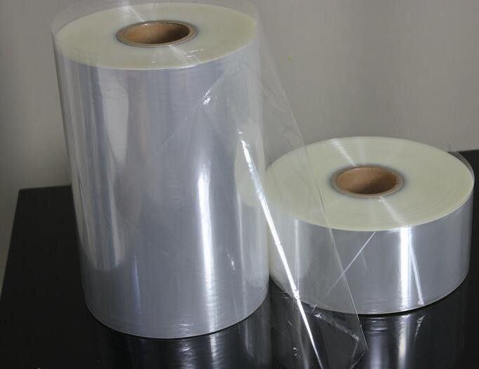 50kg Transparent LLDPE Jumbo Roll Wrap Roll PVC Roll