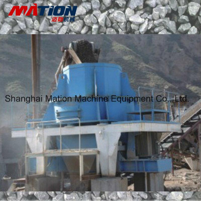 China Made VSI Impactor, Mobile Crusher