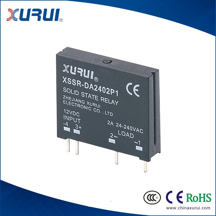 Xssr-Da2402p1 Ce Certificate AC Solid State Relay