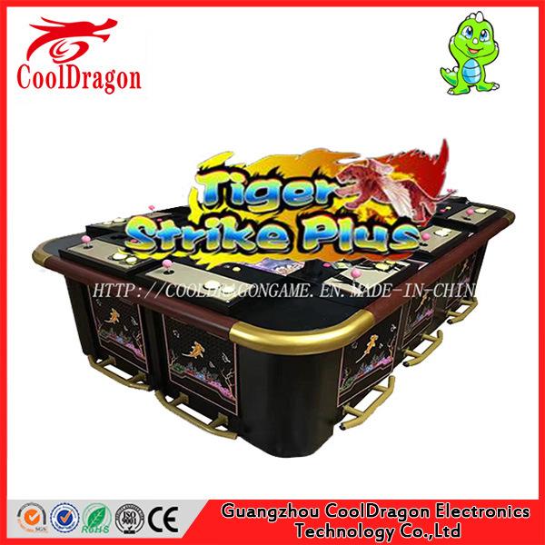 Fish Hunter Coins Arcade Video Fishing Game/ Arcade Game Machine