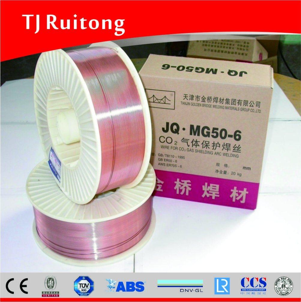 Argon Arc Golden Bridge Welding TIG Wire Merit H00cr21ni10