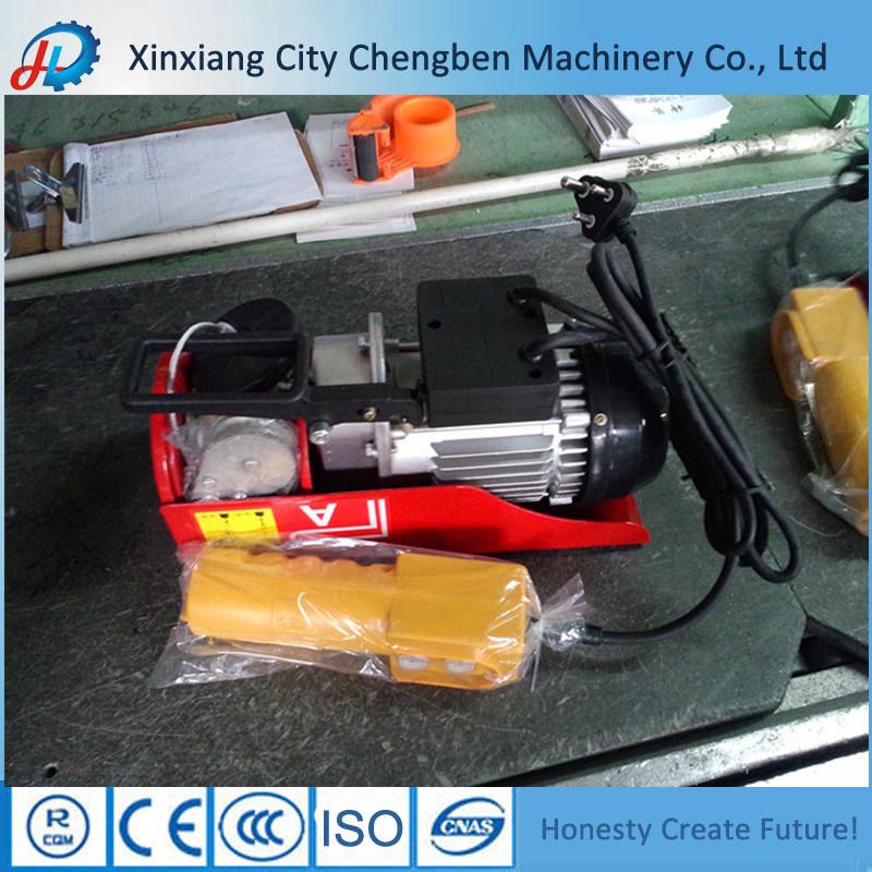 Customized Small/Mini Electric Hoist 110V