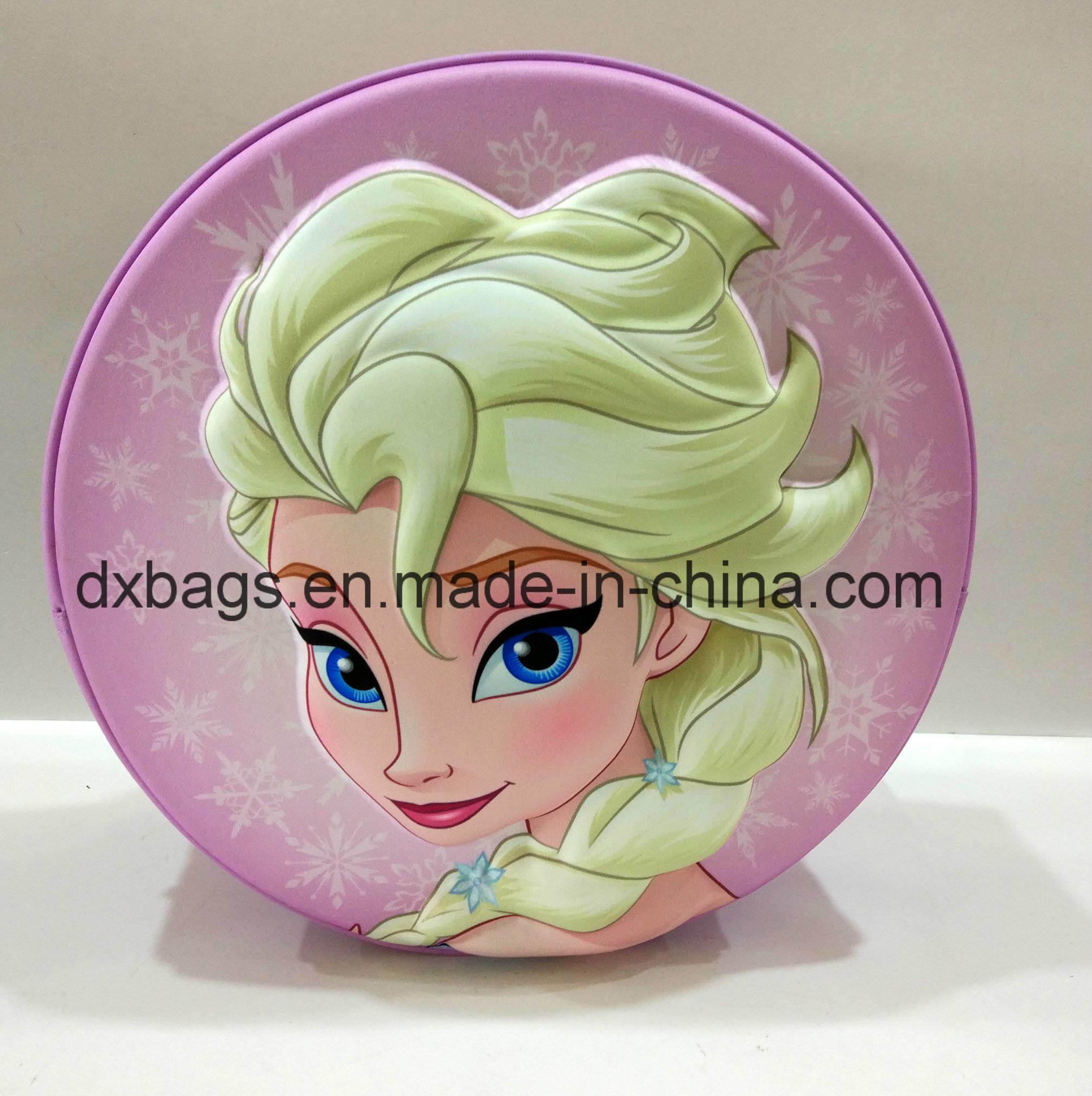 3D EVA Frozen Schol Bag