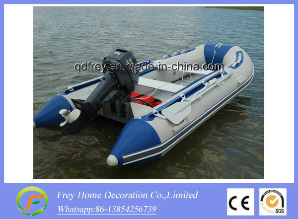 Hot Sale Ce Inflatable Fishing Boat, Rescue Boat, Speed Boat