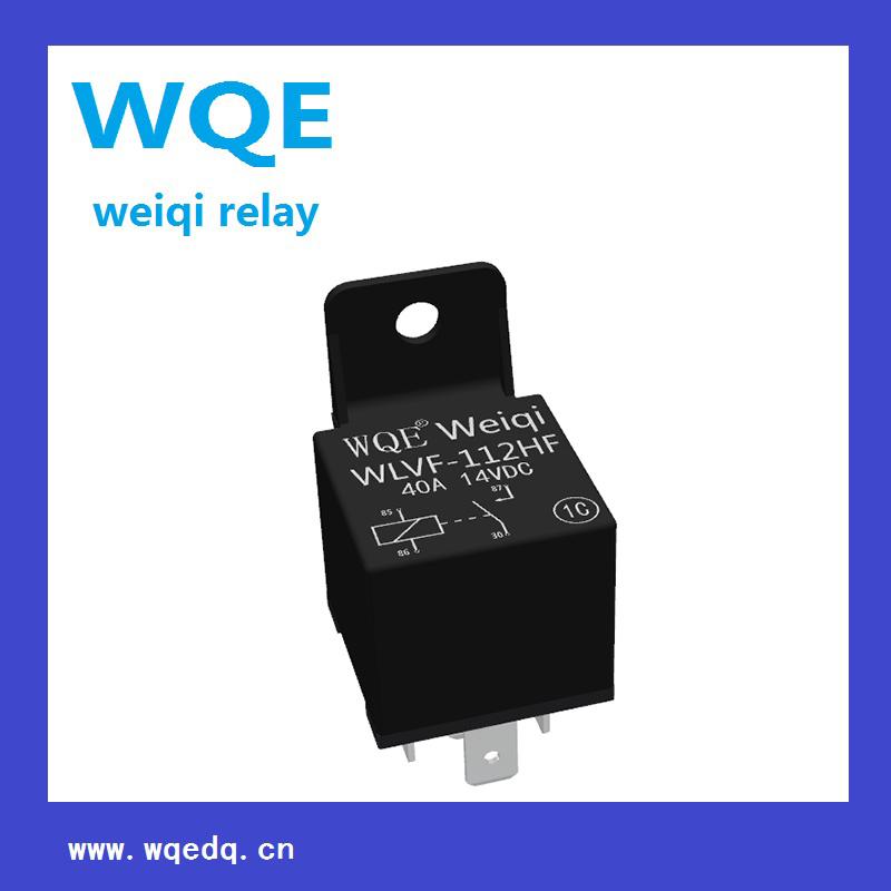 (WLVF) Mini Size Automotive Relay Suit for Automation System, Auto Parts
