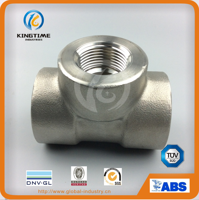 Forged High Pressure Sw Equal Tee with OEM (KT0527)