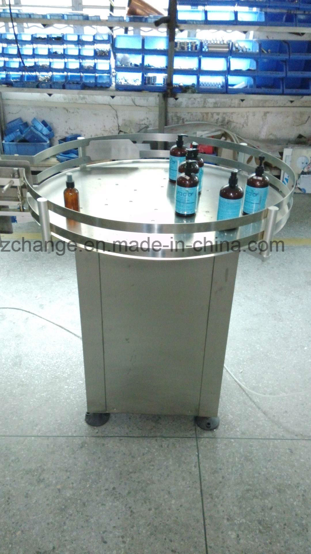 Semi Auto Bottle Unscrambler Machine