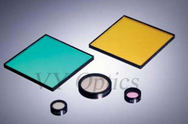 Optical IR-Cut Blue Bandpass Filter for Digital Camera