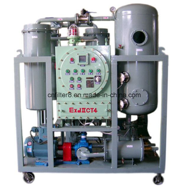Outdoor Usage Mobile Type Turbine Oil Filtering Machine (TY-50)