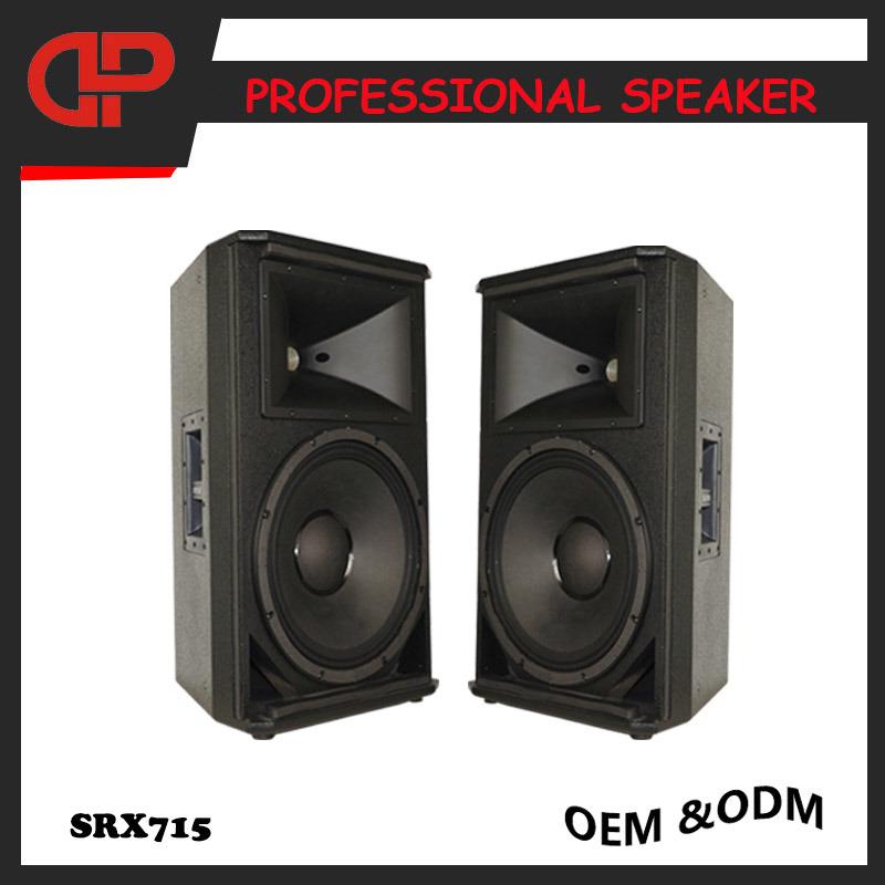 Stage PRO Audio Speaker Srx715 PA Speaker