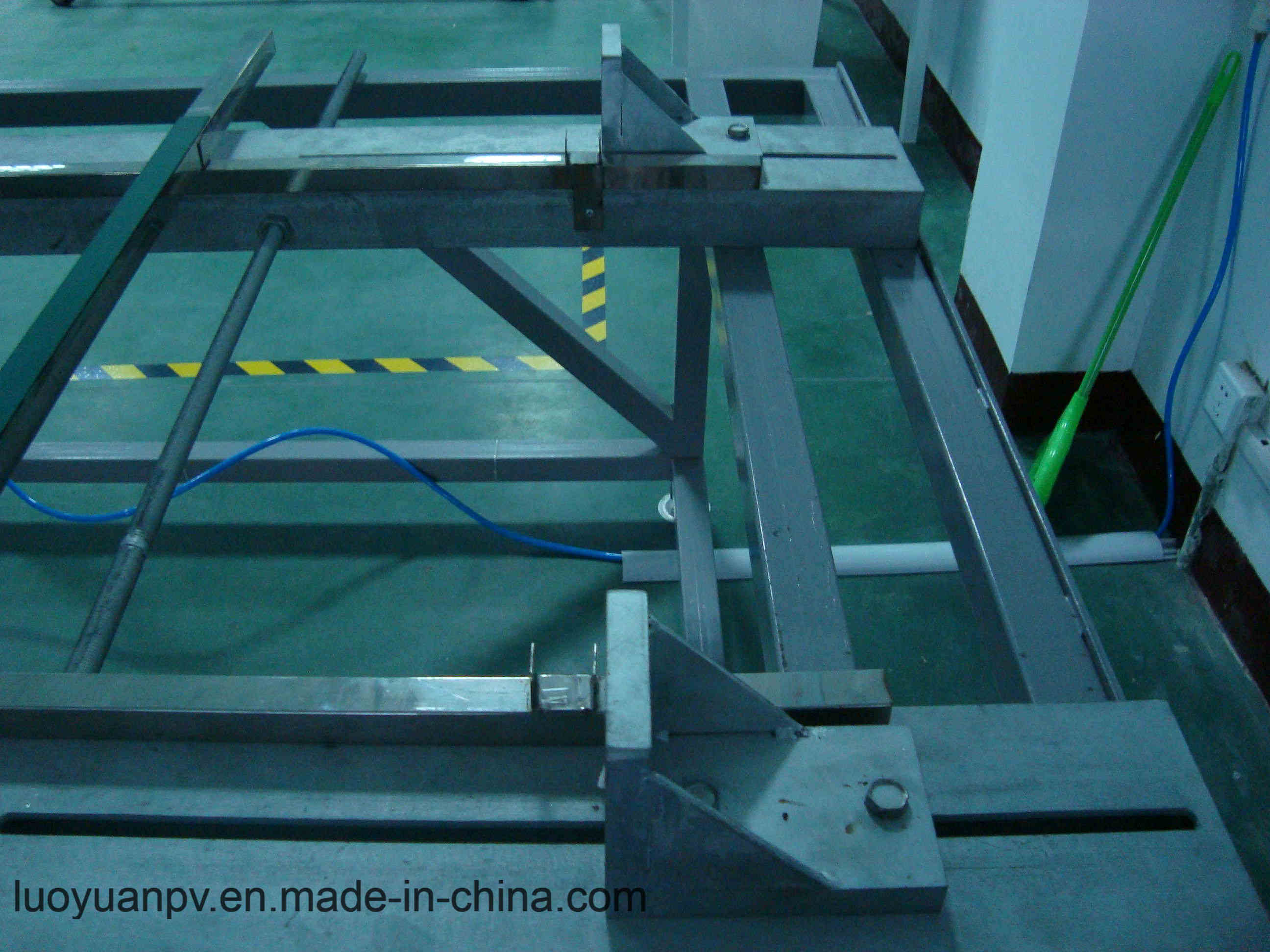 Semi-Automatic Frame Machine Frame Workbench