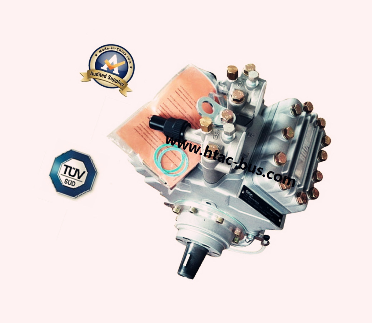 Genuine Bock Fk40-560k Compressor China Supplier