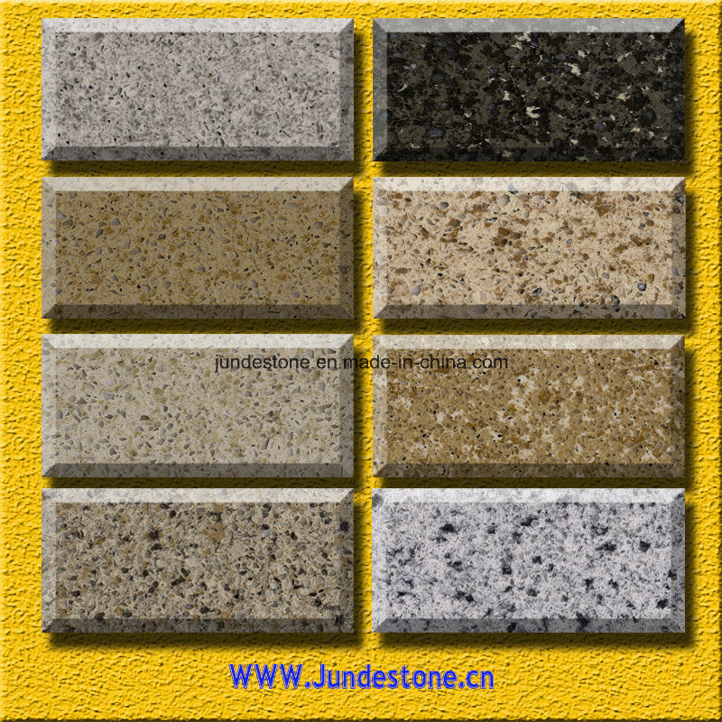 Colorful Quartz Slabs for Countertops