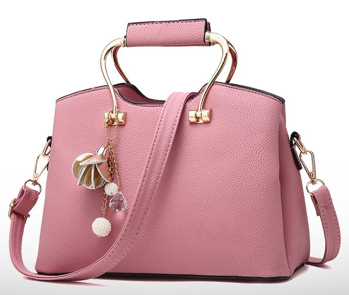 Fashion Style PU Leather Women Handbags Hand Bag