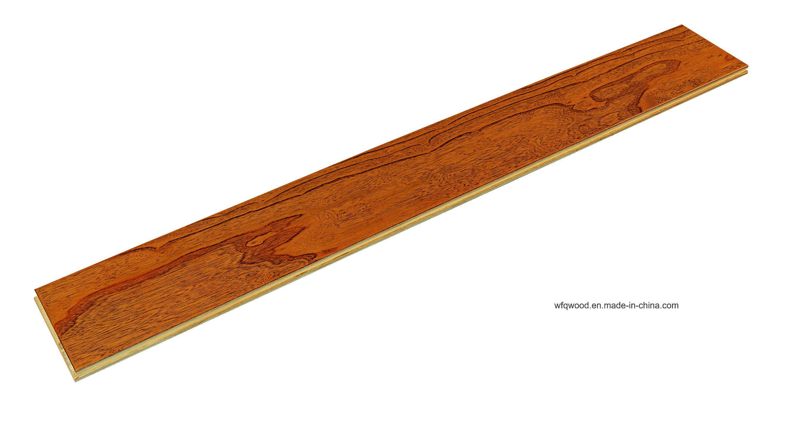 802 Multilayer Elm Wood Flooring