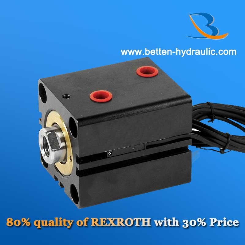 Stainless Steel Magnet Hydraulic Compact Cylinder
