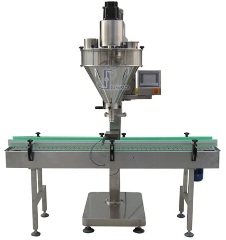 Hot Sales Automatic Linear Protein Powder Packing Machine