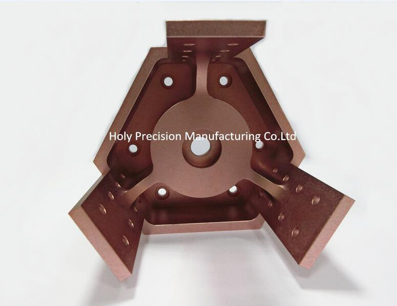 CNC Milling Parts Anodized Aluminum Parts Custom Machining Parts