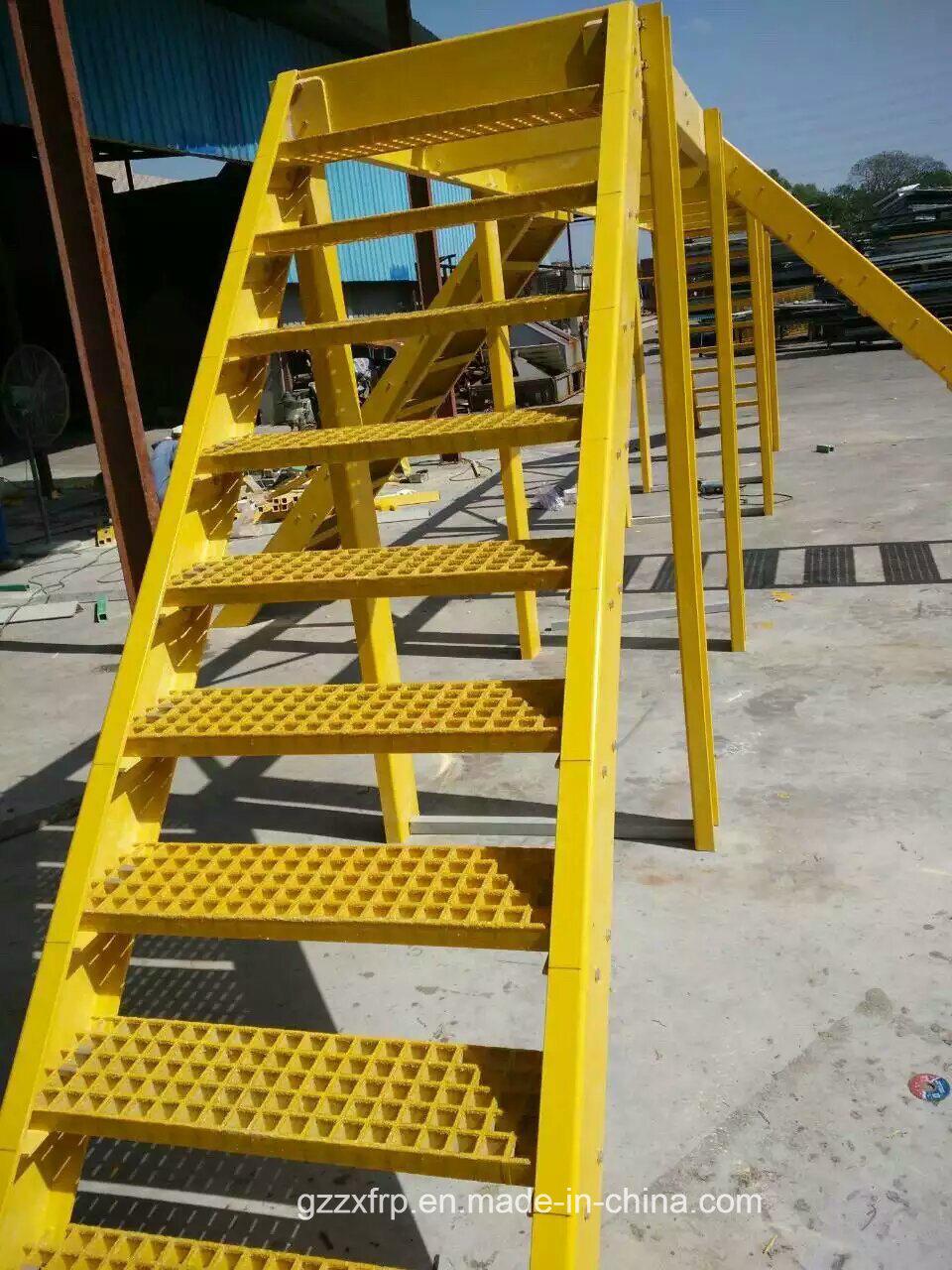FRP/Fiberglass Stairs Tread