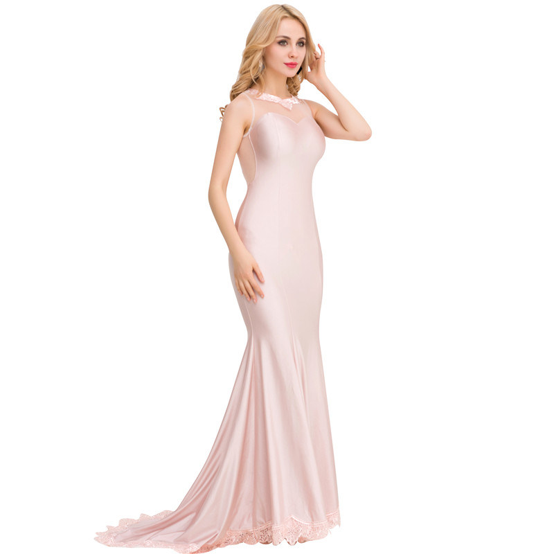 Hot Selling Sleeveless Mature Sexy Wedding Dress