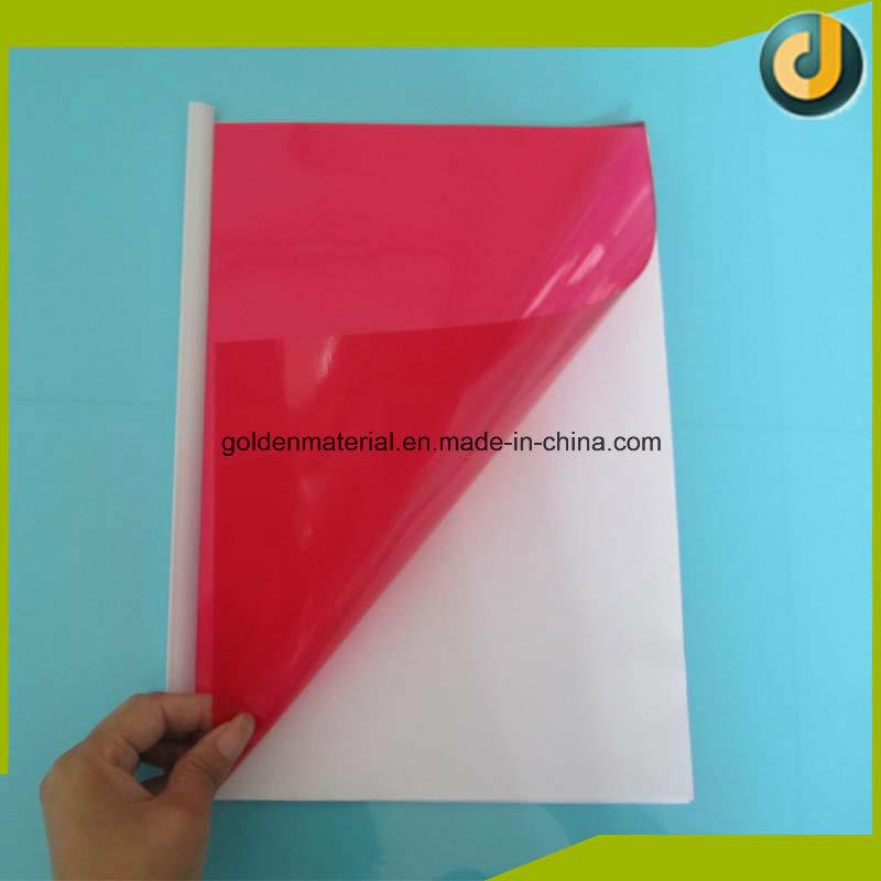 Transparent PVC Sheet Binding Cover Factory Supplier