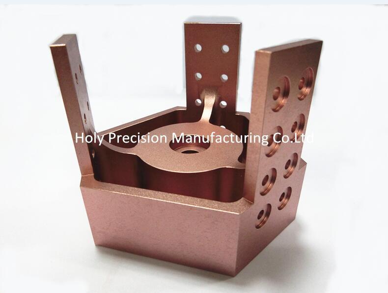 CNC Milling Parts Anodized Aluminum Parts Custom Machining Parts