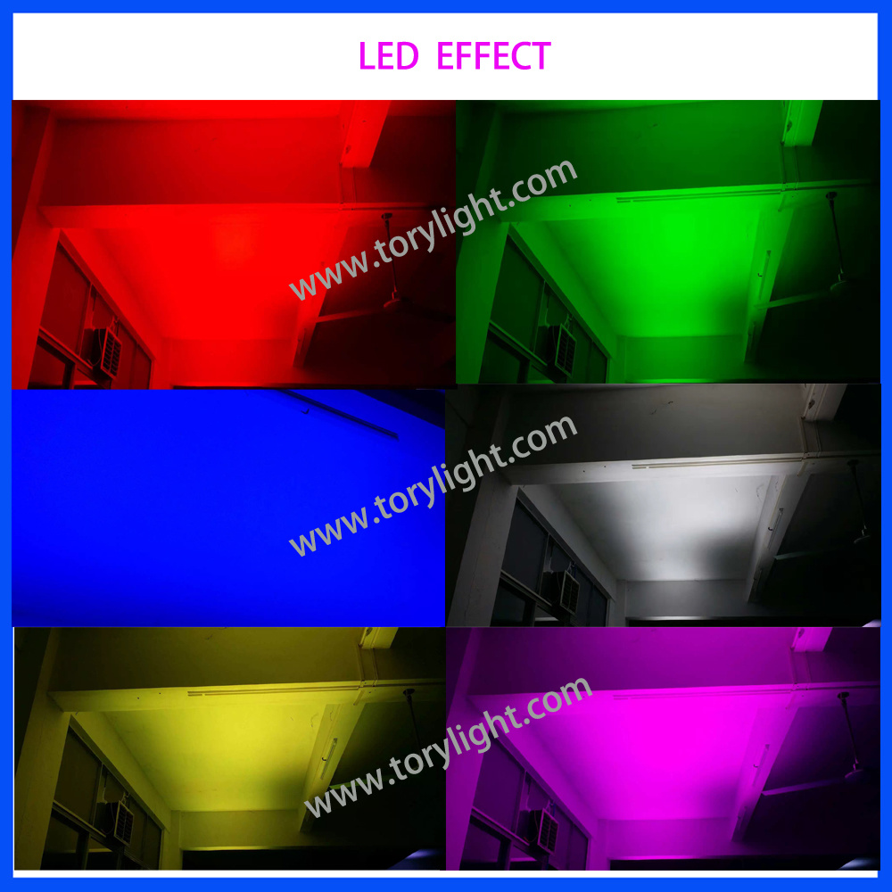 LED Ceiling Light 18*12W Quad Party Club PAR