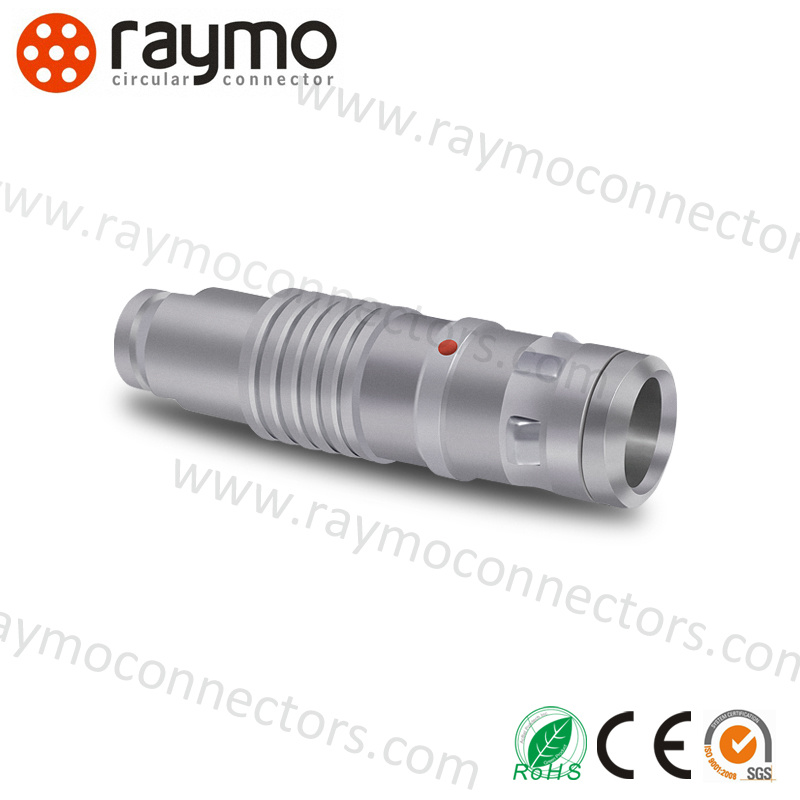 K Series Fgg Circular Outdoor Waterproof 2 Pin Connectors