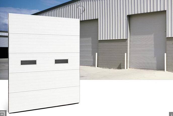 Industrial High Speed Sheet Door High Speed Fast Acting Door (Hz-FC0310)