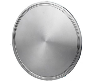 Sanitary Stainless Steel 16AMP Solid End Cap