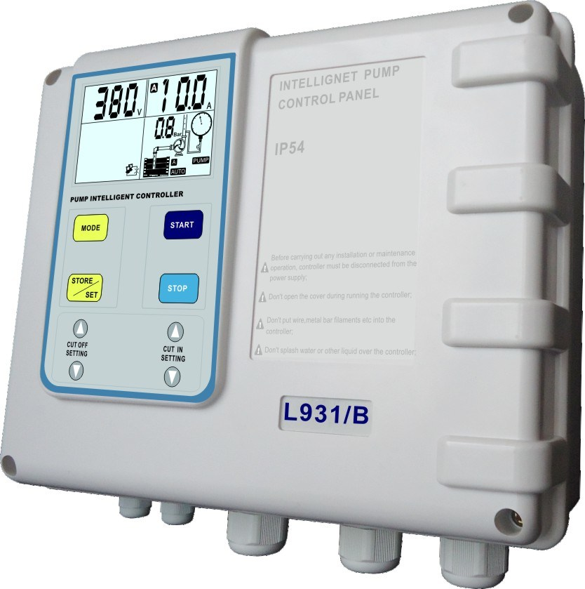 Pressure Boosting Type Pump Control Panel (L931-B)