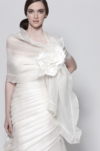 China wedding dress shawl jacket 7070b china wedding for Shawls for wedding dresses