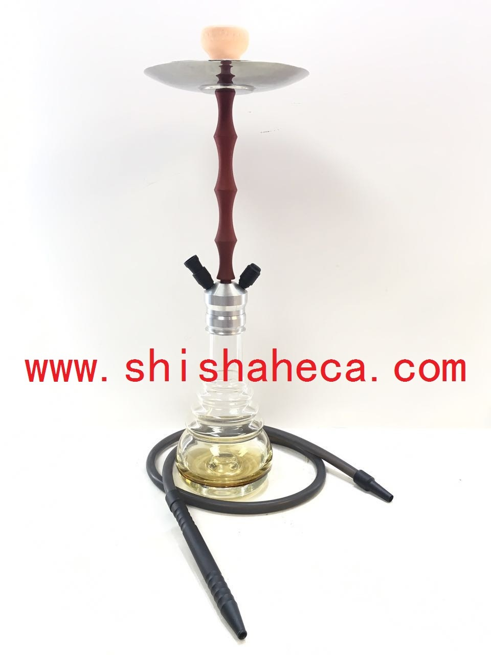 Wholesale Good Quality Aluminum Nargile Smoking Pipe Shisha Hookah