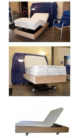 Electric Lifting Massage Bed (Comfort200L)