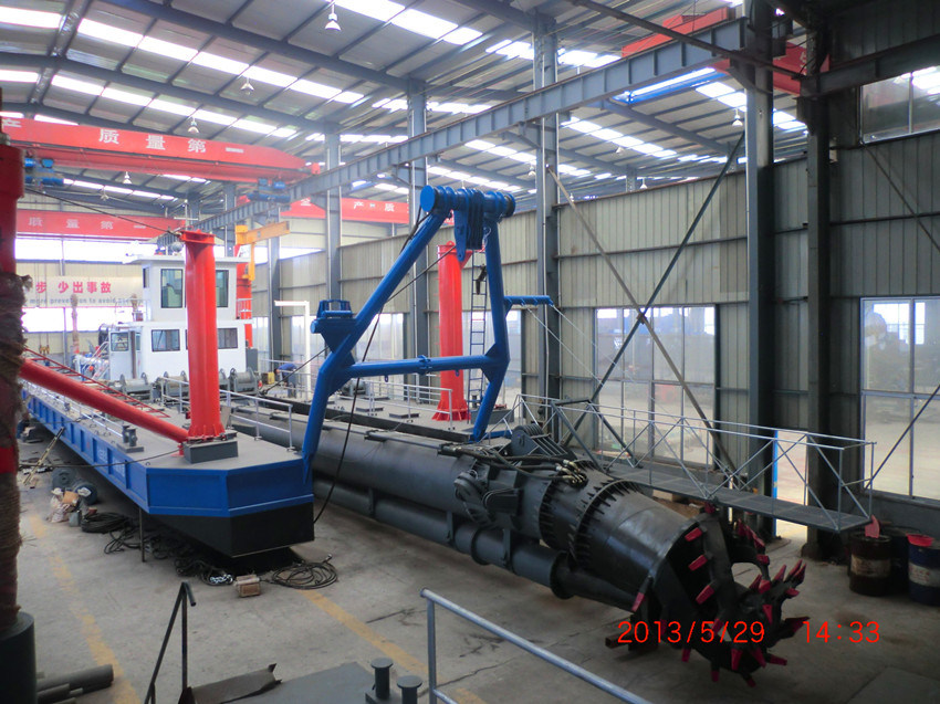 Small Sand Dredge (YS-CSD 2008)