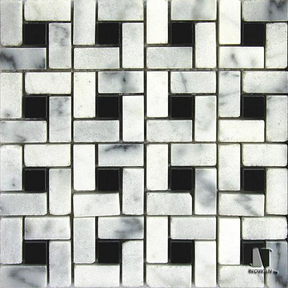 Modern tile designs, glass subway tile, custom mosaics, designer